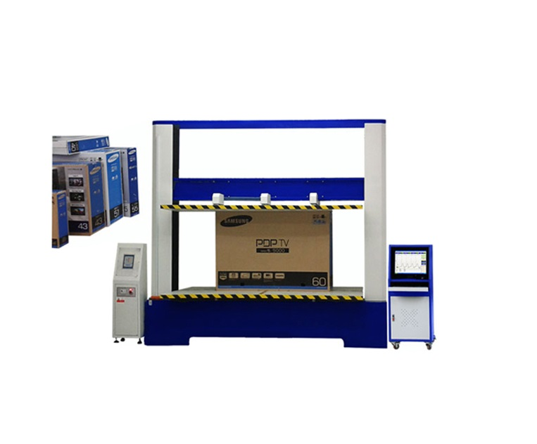 Box Compression Tester Malaysia Pc Controlled System